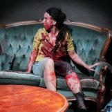 Silke Hundertmark in <i>Horror</i>.