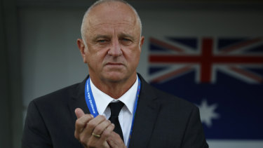 Graham Arnold's Olyroos are on track for the Olympics.