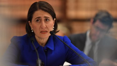 Three Liberal MPs have said they will move a spill motion against Gladys Berejiklian on Tuesday.