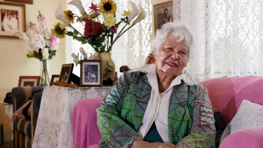 Aunty Ruth Wallace Hennings is being awarded the Medal of the Order of Australia in this year's Australia Day proceedings.