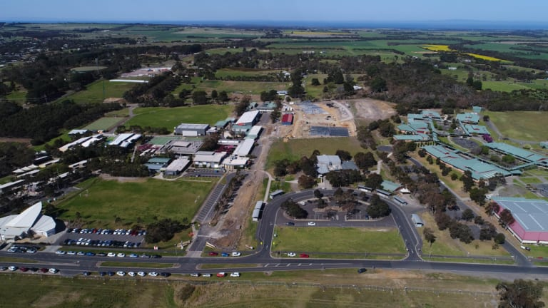 The Drysdale bypass is intended to divert traffic away from the town's main street.