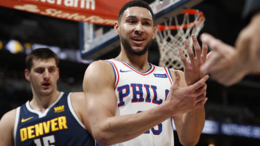 the best attitude e2f21 6ba32 NBA: Ben Simmons' All-Star dream comes true as Australia ...
