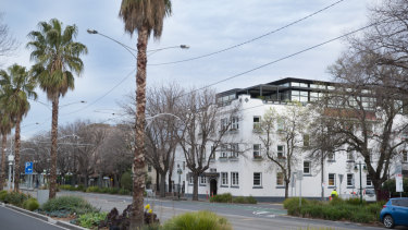 The landmark Fitzroy St building has been renovated for the new season of Channel 9 program The Block.