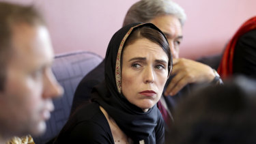 Prime Minister Jacinda Ardern has been praised for her handling of the tragedy.