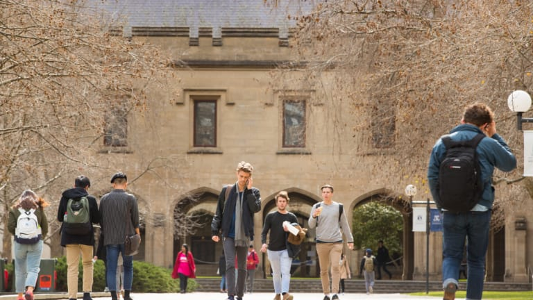The University of Melbourne was hit by the PageUp data breach.