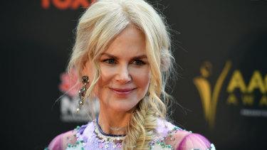 Nicole Kidman, the greatest human being Australia has ever produced.
