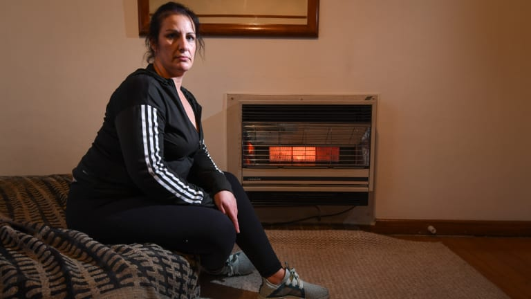 Lydia Abela says she has worried about her Vulcan heater for years.