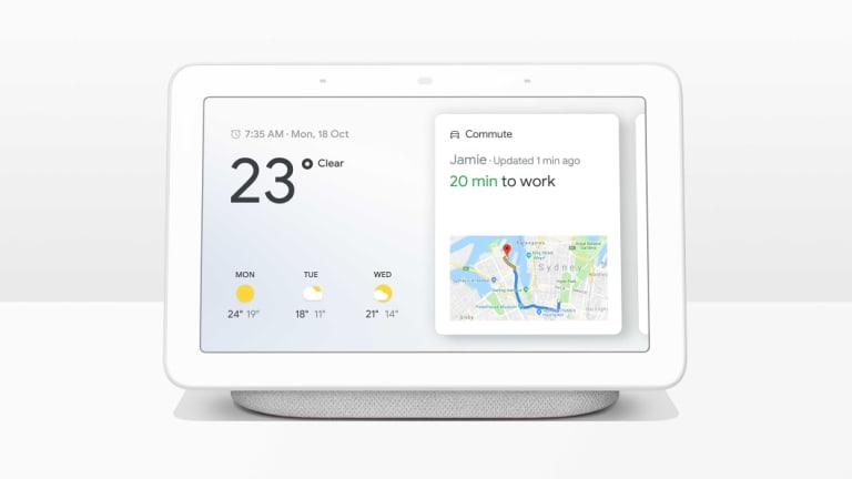 Gadgets Google Home Hub