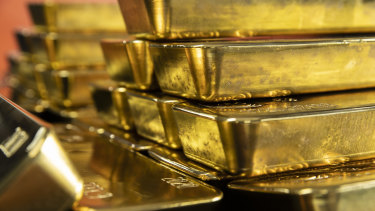 Gold has a long history as a store of value that bitcoin can't match. but sentiment  may be shifting.