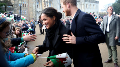 Harry and Meghan's royal exit makes psychological sense