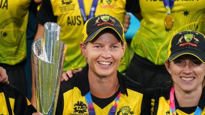 Head of female engagement made redundant by Cricket Australia