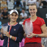 Kvitova v Barty: Plenty on the line in captivating quarter-final