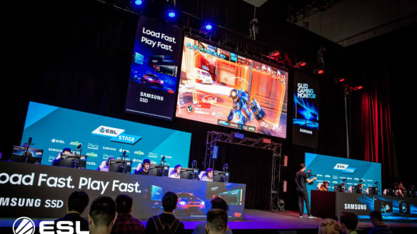Local esports stars score in a league of their own