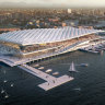 Rowers raise Blackwattle Bay collision fears over fish market revamp