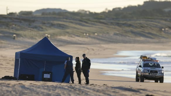 'Injured' woman's body washes up on Sydney beach