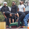 Underworld figure Nabil Maghnie farewelled by hundreds of mourners