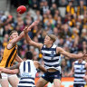 Blockbuster bonanza as Cats eye off Hawks for round two