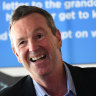 'My best book': Neale Daniher laughs and launches