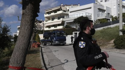 Greek crime reporter shot dead near home in Athens