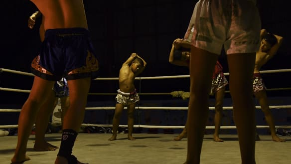 Inside Muay Thai: Where culture and children's well-being collide