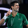 Sun sets slowly on golden age of tennis champions