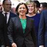 Deb Frecklington steps up as Queensland's new Opposition Leader