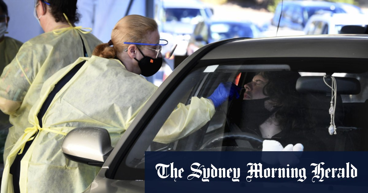 Decision on Perth lockdown imminent as Premier weighs options after outbreak – Sydney Morning Herald
