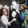 As fashion world mourns Karl, gallery scores a Chanel coup