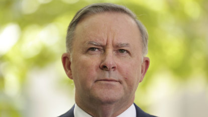 Albanese stalls on making climate commitment as party moves on climate emergency