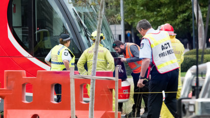 Pedestrian safety around light rail a balance: transport experts