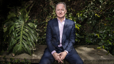 Nine chief executive Hugh Marks.