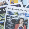 The Sydney Morning Herald maintained top spot in September