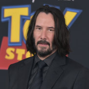 Keanu Reeves is having a moment.