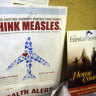 US measles outbreak hits 25-year-high, driven by misinformation