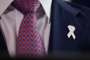 White Ribbon has seen donations decline in the wake of high-profile problems at the top.