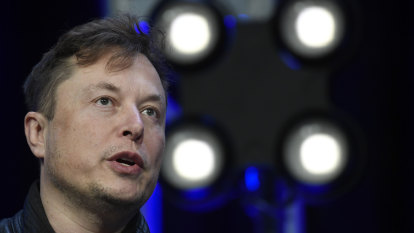 Tesla is flying high, but its $US300b value will be brought back to earth