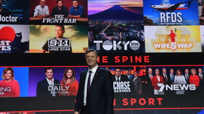Seven West Media under pressure ahead of financial results