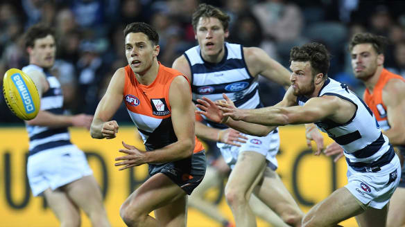 Josh Kelly wants to become prolific goal-scorer like Dusty and Danger