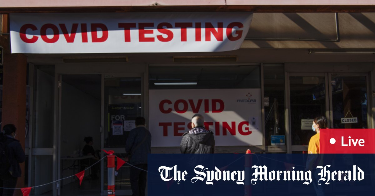 Australia news LIVE: NSW and Queensland infections continue to grow; new case detected in Victoria