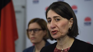 NSW Premier Gladys Berejiklian will discuss border issues with the QLD Premier.