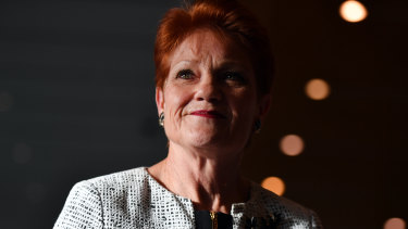 Disgruntled One Nation members are calling for Pauline Hanson to be removed from her self-anointed position as President for Life of the party.
