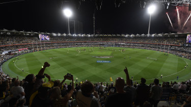 Light-up wristbands given out at the AFL grand final have been recalled because of the risk the button batteries inside them pose.
