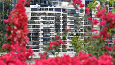 There are more than 20,000 apartments across inner-Brisbane in the development approval stage.