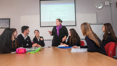 Claire Delaney teaches mathematics, including financial literacy, at Lalor Secondary College.