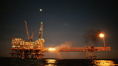 Global oil and gas drilling depths in kilometres will be more than travelling to the moon and back.