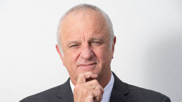 Strained relations: Graham Arnold's attempts at building strong links with European clubs seem to be falling flat.