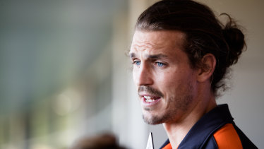 GWS star Phil Davis says his club is vital to the AFL becoming the biggest code in the country.
