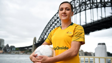 Lisa De Vanna may have played her last game for the Matildas.