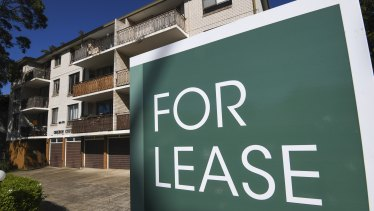 Landlords are under pressure to retain tenants as rental prices dip.