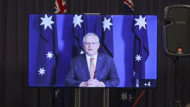 Prime Minister Scott Morrison has condemned a tweet from the Chinese government.